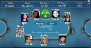 iphone poker games