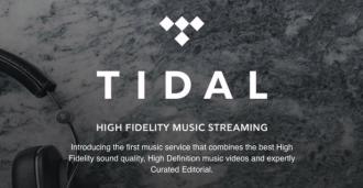 Tidal kills Spotify