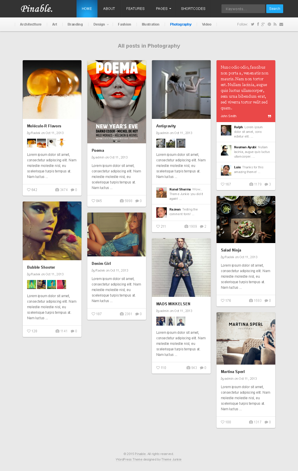 wordpress-pinterest-theme-pinable