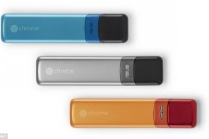 Turn Any TV into a PC with Google's Candy Bar-Sized Chromebit