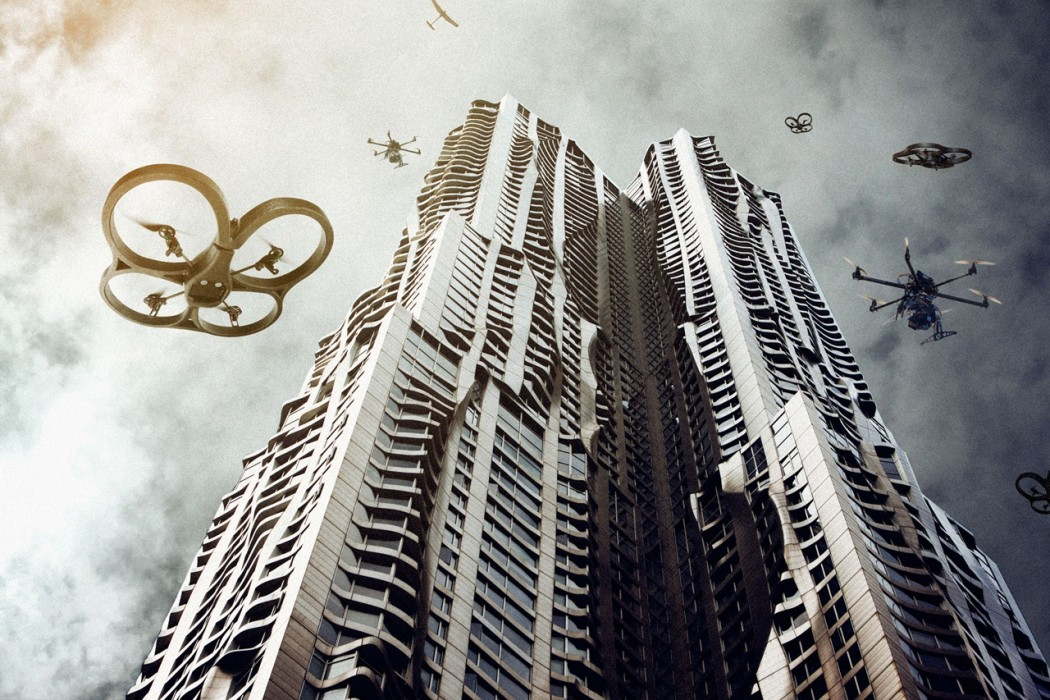 In the Future: Drones Will Be Feared