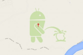 So an Android Robot was Peeing on an Apple in Pakistan... And Now We Know Who's Behind It