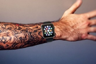 Apple Watch WON'T Work on Tattooed Skin