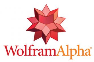photo from  wolframalpha logo