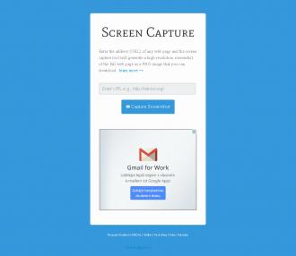online screenshot tools