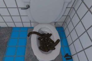 Bathroom Simulator: The Game that Will Let You Play with Your Poo