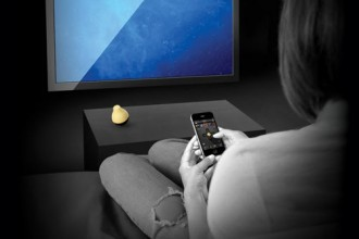 Getting High Can Be as Easy as Using an iPhone While Watching TV