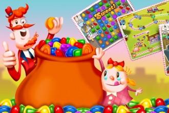 Candy Crush Crushes Gamer's Tendon