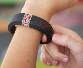 You Can Now Wear Your Minecraft Game on Your Wrist