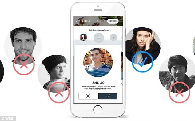 Wiith App Lets You Find Someone to Hang Out With When You're Feeling Lonely