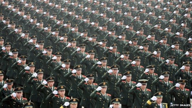 Chinese Army Prohibited from Wearing Smartwatches